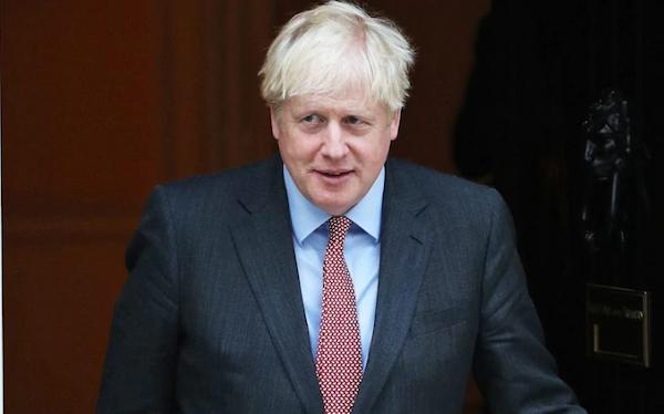 Boris Johnson anunciará las restricciones nacionales de Covid-19
